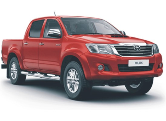 Toyota Hilux 4X4 C.C. 3.0