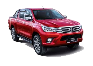 Toyota New Hilux 4X4 c.c. 2.8