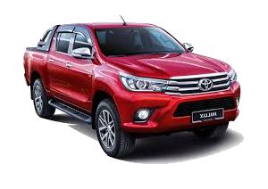 Toyota New Hilux 4X4 c.c. 2.4