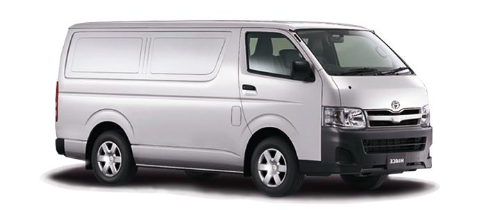 Toyota Hiace Furgon- de carga